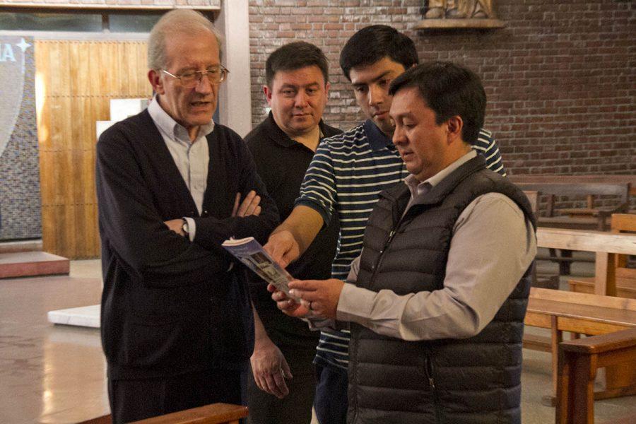 Comunidad de Estudiantes de Teología retoma su caracter internacional: Recibirá formandos de Bolivia, Perú y Ecuador