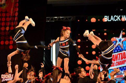 Cheerleaders de Liceo Mons. Fagnano de Puerto Natales obtuvo tercer lugar en competencia nacional