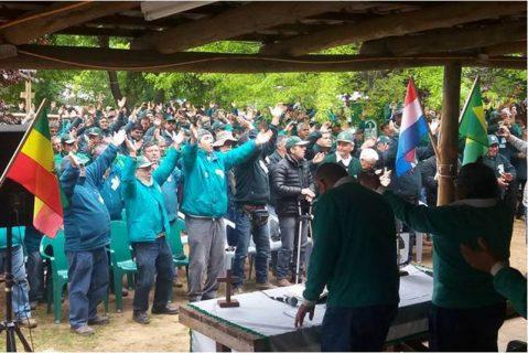 Multitudinario 18° Campamento de EPE Salesianos