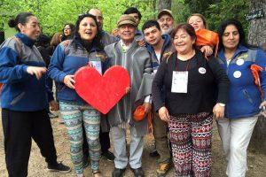 Masivo Encuentro Nacional de ESCOGE en Linares