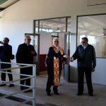 Obra salesiana de Linares inauguró plantel porcino