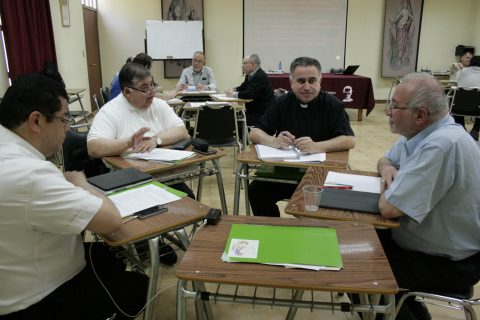 Directores salesianos de Chile se reunieron en Casa Inspectorial