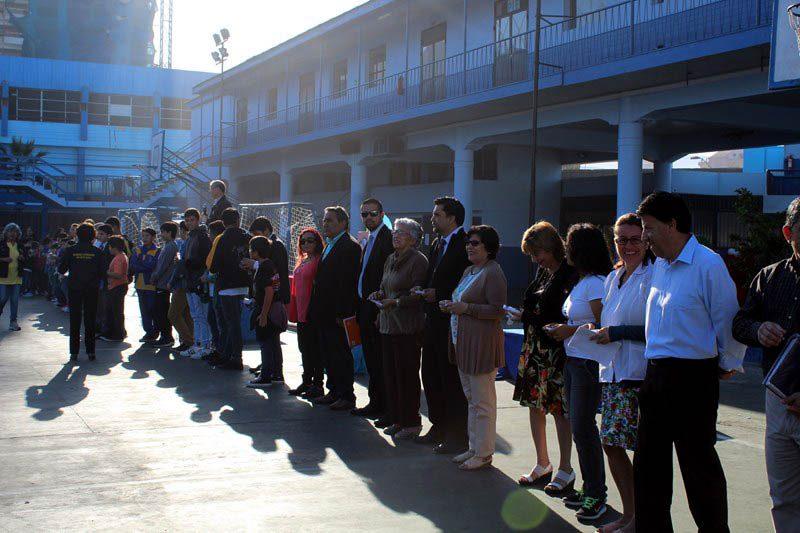 Salesianos Cooperadores de Iquique celebran a Mamá Margarita