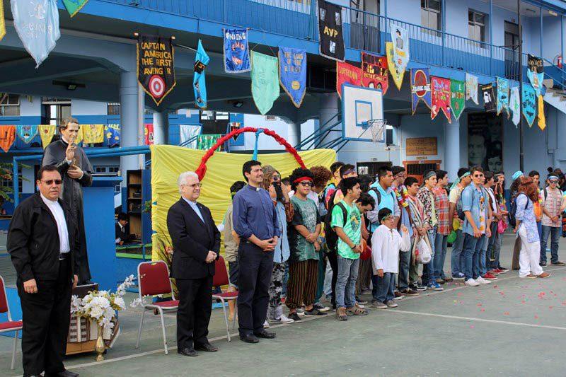Provincial de la Congregación Salesiana en Chile visitó Tarapacá