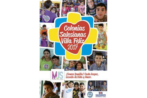 Ya están disponibles los insumos para las Colonias Salesianas Villa Feliz 2017