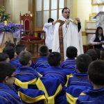 Ceremonia Salesianos Iquique