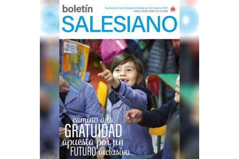La Edición N° 190 del Boletín Salesiano ya está en distribución