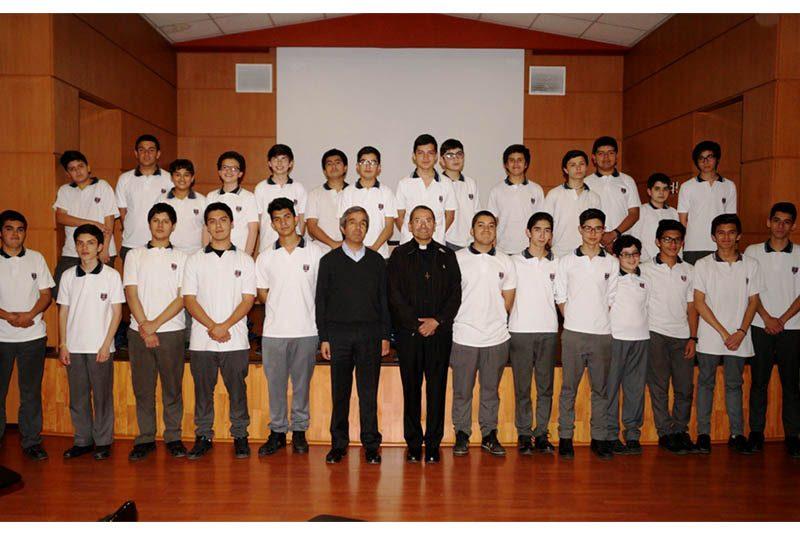 Más de 50 alumnos de Salesianos Alameda participaron en Escuela de Líderes
