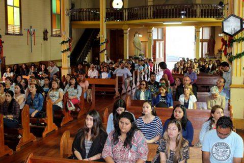 Presencias salesianas de Tarapacá agradecieron las bendiciones recibidas en 2016