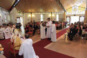 Ordenación Diaconal Oliver Villarroel