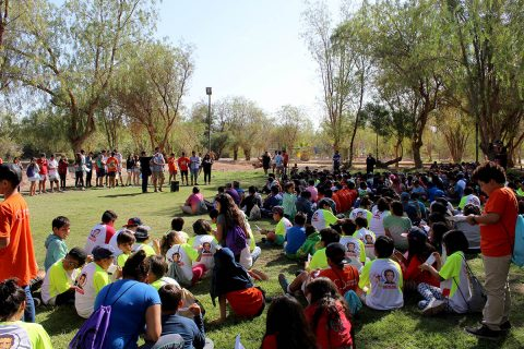 """[Video] Jóvenes de las obras salesianas del Norte Grande viven """"Pampa Bosco"""""""