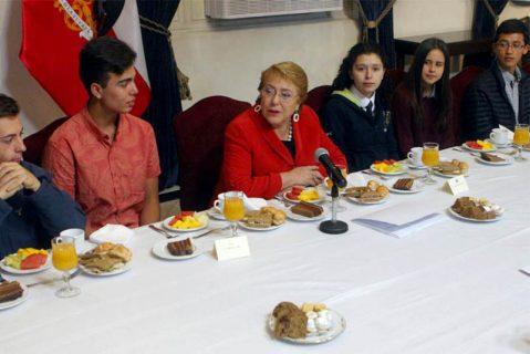 Alumno salesiano de Talca logró puntaje nacional por ranking en la PSU