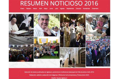 Una mirada al año 2016 en la Iglesia