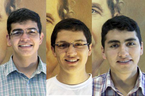 Lunes 30 de enero: Primera Profesión Religiosa de tres jóvenes salesianos
