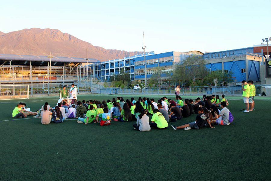 Inician las Colonias Salesianas Villa Feliz en Antofagasta