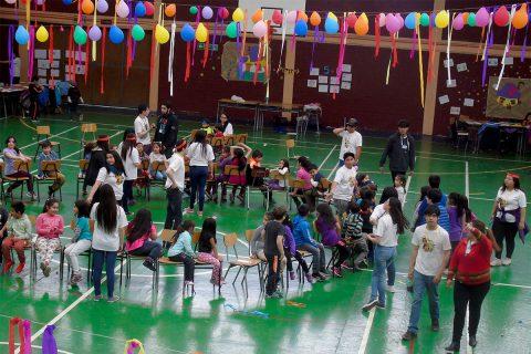 Cerca de 300 niños participan en las Colonias Salesianas de Puerto Natales