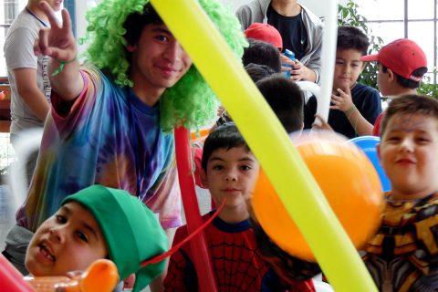 Niños y jóvenes de Talca compartieron la alegría salesiana en Colonias Villa Feliz