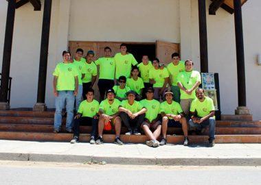 """Campamento Vocacional Misionero """"Ven y Verás"""" 2017"""