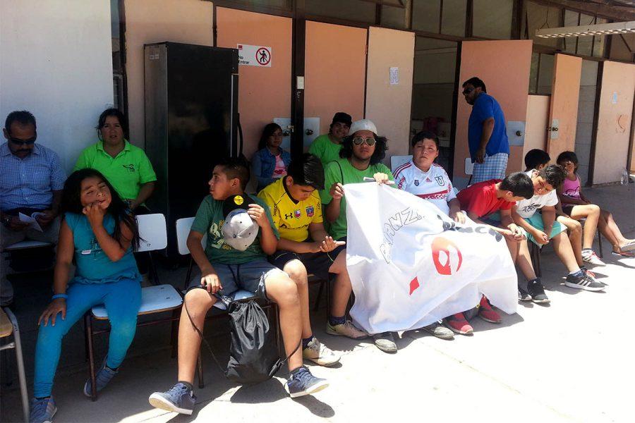 Dedicación y entrega en las Colonias Salesianas Villa Feliz de La Serena