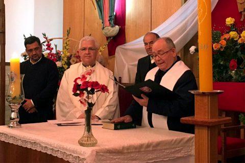P. Vicente Soccorso asume como nuevo director de la comunidad salesiana de Punta Arenas