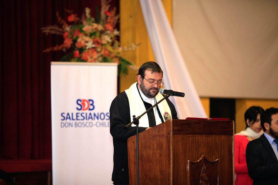 """130 años en Chile: """"Imaginen la alegría de Don Bosco de saber que ese sueño se realiza aquí con ustedes"""""""