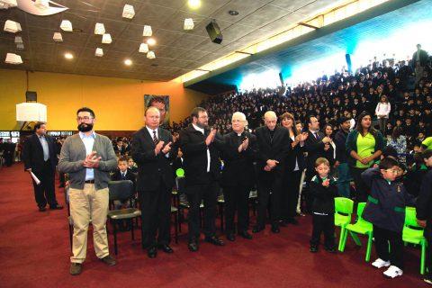 [Video] Así inició la celebración de los 130 años de presencia salesiana en Chile
