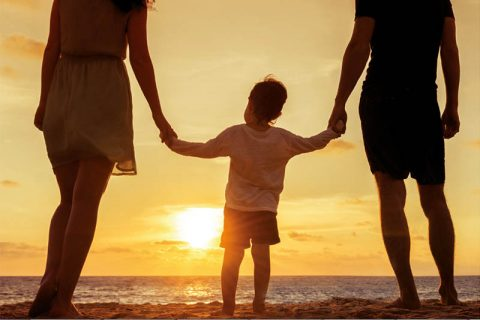 Las familias 'nunca pasan de moda'