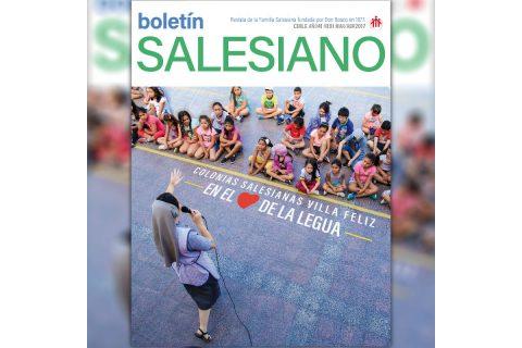 Lee la Edición N°191 del Boletín Salesiano