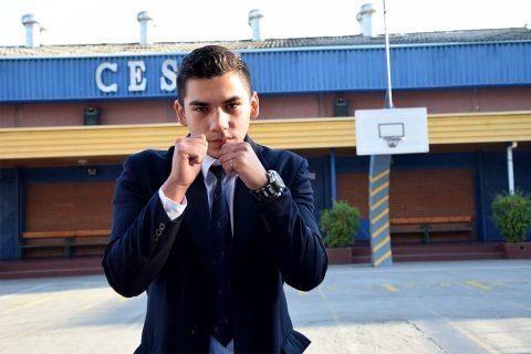 Salesianos Talca tiene campeón nacional de boxeo