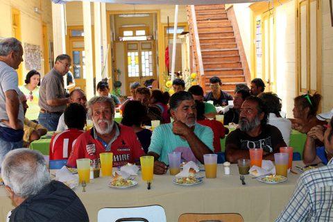 Iquique: Comedor 'Divina Providencia' continúa su acción solidaria