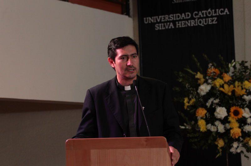 Rector de la Universidad Don Bosco de El Salvador inaugura Año Académico en la UCSH