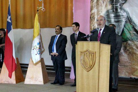 Uno de los más grandes desafíos en la historia del Instituto Salesiano de Valdivia
