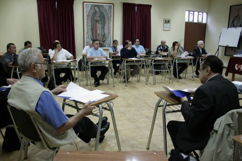 Directores salesianos se reúnen en Casa Inspectorial