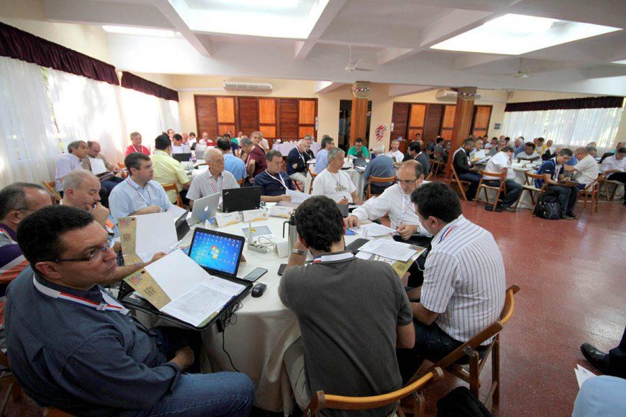 Inició Visita de Conjunto de América Cono Sur con el Rector Mayor