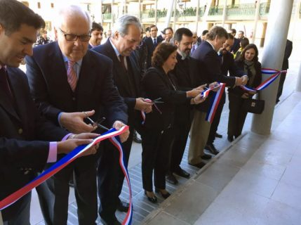 Ministra de Minería inaugura segunda etapa del CTI Don Bosco de Calama