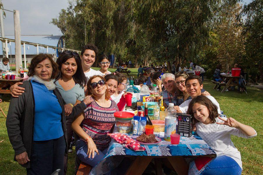 Universidad Católica Silva Henríquez celebró el Día de la Familia