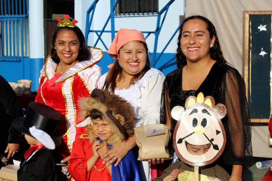 El Colegio Don Bosco de Iquique celebró el Día Internacional del Libro y Derecho de Autor