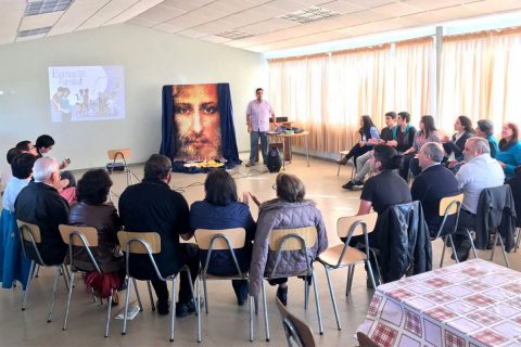 La Familia Salesiana en Concepción celebró el Día Signo