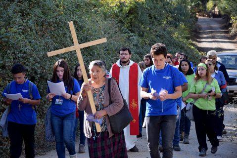 Comunidades Misioneras Salesianas de Talca llevaron la Semana Santa a localidades aisladas