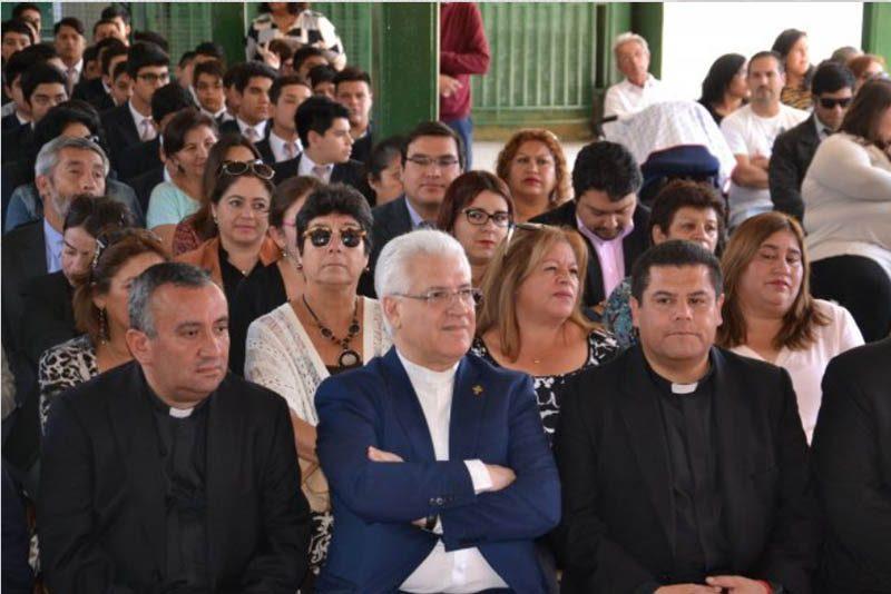 Colegio Salesiano de Copiapó inauguró nuevas dependencias