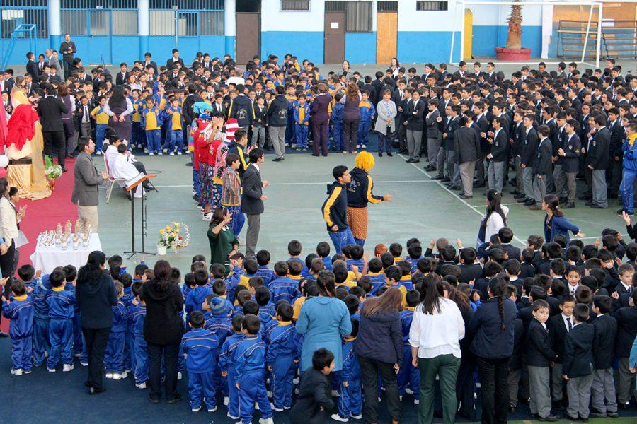 Don Bosco de Iquique celebró con gran alegría la Resurrección de Jesús