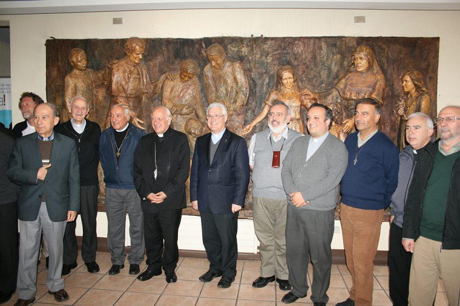 """Encuentro anual de Párrocos y Rectores de Santuarios Salesianos: """"Trabajando para un mismo fin"""""""