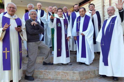 Salesianos de Concepción, Talca y Linares vivieron su retiro trimestral