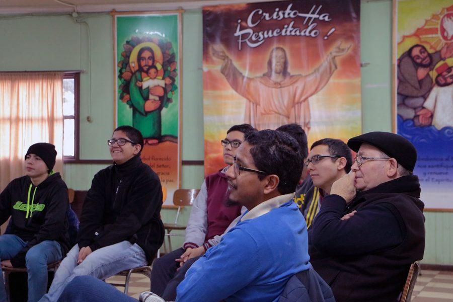 """Campamento Vocacional """"Ven y Verás"""" Punta Arenas 2017"""