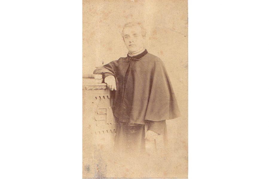 Historia Salesiana en Chile Capítulo II: Un chileno, el primero de los nacidos en América en ser hijo de Don Bosco