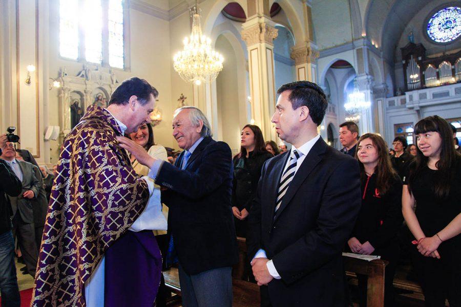 [Fotoreportaje] Rector Mayor en Punta Arenas