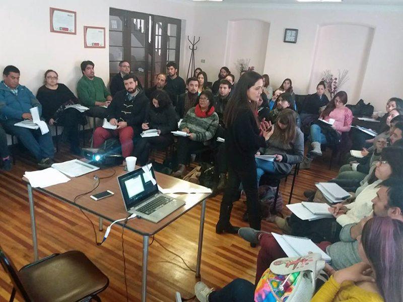 Fundación Don Bosco recibe capacitación en NCFAS