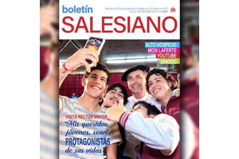 Ya puedes leer la Edición N°192 del Boletín Salesiano