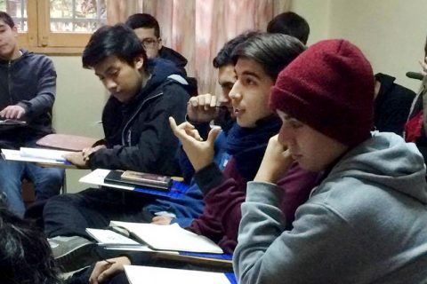 Liderazgo, formación ciudadana y sexualidad, temas centrales en encuentro de Centros de Alumnos Salesianos