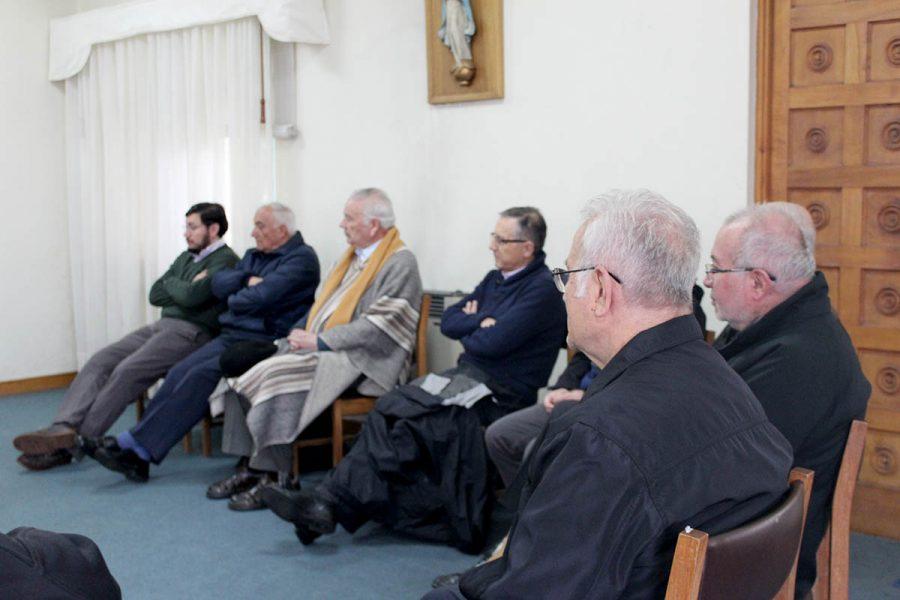 Salesianos de Talca, Linares y Concepción reflexionan sobre la elección de un nuevo superior para Chile